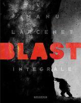 Couverture Blast, l'intégrale