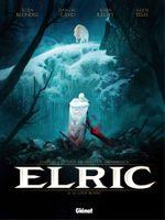 Couverture Le Loup Blanc - Elric, tome 3