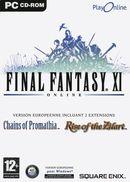 Jaquette Final Fantasy XI Online