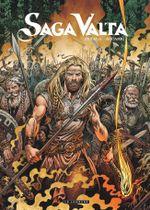 Couverture Saga Valta, tome 3