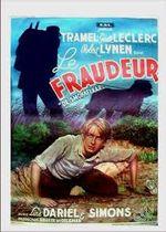 Affiche Le Fraudeur