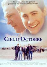 Affiche Ciel d'octobre