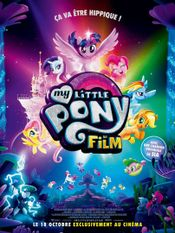 Affiche My Little Pony, le film