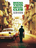 Affiche Buena Vista Social Club : Adios
