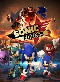 Jaquette Sonic Forces