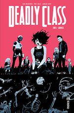 Couverture Carousel - Deadly Class, tome 5