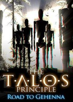 Jaquette The Talos Principle: Road to Gehenna