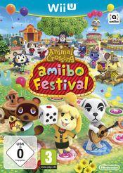Jaquette Animal Crossing: Amiibo Festival