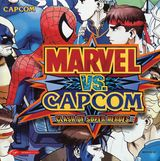 Jaquette Marvel vs. Capcom : Clash of Super Heroes
