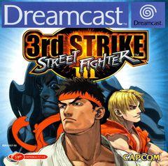Jaquette Street Fighter III: 3rd Strike