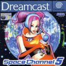 Jaquette Space Channel 5