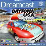 Jaquette Daytona USA 2001