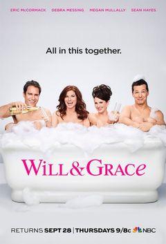 Affiche Will & Grace