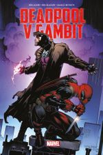Couverture Deadpool v Gambit