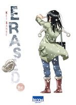Couverture Erased : Re