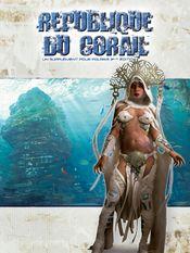 Couverture La république du corail