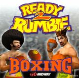 Jaquette Ready 2 Rumble Boxing