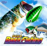 Jaquette Sega Bass Fishing