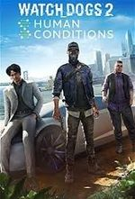 Jaquette Watch Dogs 2 : Conditions Humaines
