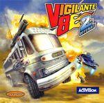 Jaquette Vigilante 8: 2nd Offense