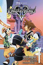 Couverture Kingdom Hearts II - The Novel