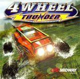 Jaquette 4 Wheel Thunder