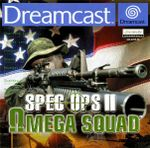 Jaquette Spec Ops II : Omega Squad