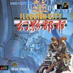 Jaquette Genei Toshi : Illusion City