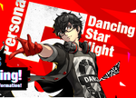 Jaquette Persona 5 Dancing Star Night