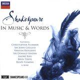 Pochette Shakespeare in Music & Words