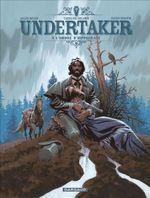 Couverture L'Ombre d'Hippocrate - Undertaker, tome 4