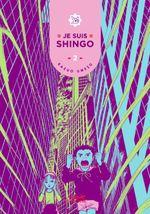 Couverture Je suis Shingo, tome 2
