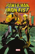 Couverture C'est la guerre - Power Man & Iron Fist, tome 2
