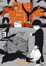 Couverture Mob Psycho 100, tome 3