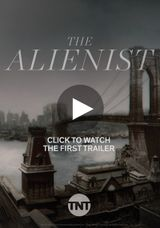 Affiche The Alienist