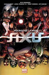 Couverture Avengers & X-Men: Axis