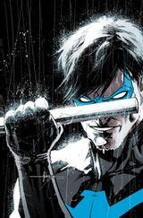 Affiche Nightwing