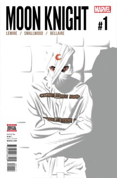 Couverture Moon Knight (2016 - Present)