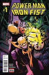 Couverture Power Man and Iron Fist (2016 - Present)