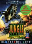 Jaquette Jungle Strike : The Sequel to Desert Strike