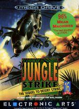 Jaquette Jungle Strike : The Sequel to Desert Strike