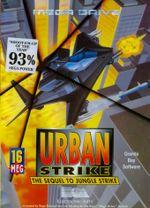 Jaquette Urban Strike