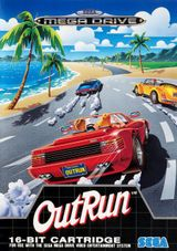 Jaquette OutRun