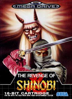 Jaquette The Revenge of Shinobi