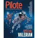 Couverture Pilote Spécial Valérian