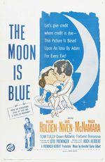 Affiche La Lune était bleue