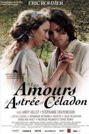 Affiche Les Amours d'Astrée et de Céladon