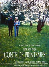 Affiche Conte de printemps