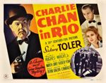 Affiche Charlie Chan in Rio