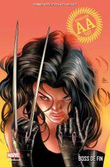 Couverture Boss de Fin - Avengers Arena, tome 2